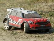 Машина на радиоуправлении ER-4 G3 MINI WRC11-фото 4