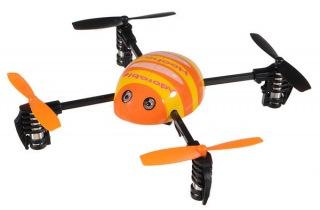 Радиоуправляемый мини квадрокоптер WL Toys Fire Fly