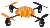 Радиоуправляемый мини квадрокоптер WL Toys Fire Fly-фото 1