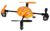 Радиоуправляемый мини квадрокоптер WL Toys Fire Fly-фото 2