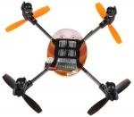 Радиоуправляемый мини квадрокоптер WL Toys Fire Fly-фото 5