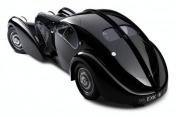 Коллекционная модель автомобиля СMC Bugatti Type 57 SC Atlantic-фото 6