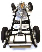 Коллекционная модель автомобиля СMC Bugatti Type 57 SC Atlantic-фото 8