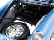 Коллекционная модель СMC Porsche 901 1964 1/18 Sky Blue Limited Edition-фото 5