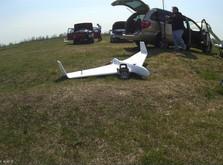Летающее крыло Albatros X-7-фото 1