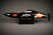 Радиоуправляемый катер joysway Magic cat MK2 2.4G RTR-фото 2