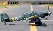 """Радиоуправляемая модель- копия самолета Ju-87 G2 """" Штука"""" ARF-фото 1"""