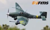 """Радиоуправляемая модель- копия самолета Ju-87 G2 """" Штука"""" ARF-фото 2"""