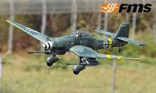 """Радиоуправляемая модель- копия самолета Ju-87 G2 """" Штука"""" ARF-фото 4"""