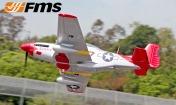 Радиоуправляемая модель самолета P-51D Mustang V7 Red Tail-фото 3