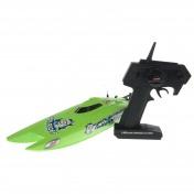 Радиоуправляемый катамаран Joysway Green Sea Rider MK2-фото 6