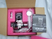 Профессиональный авиамодельный бензиновый двигатель JC30 EVO-фото 2
