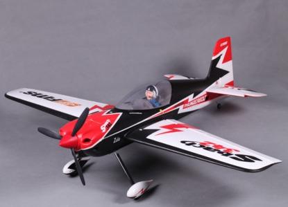 Пилотажная модель самолета FMS Sbach 342 PNP