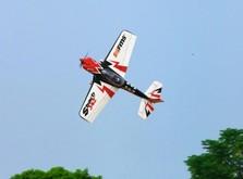 Пилотажная модель самолета FMS Sbach 342 PNP-фото 3