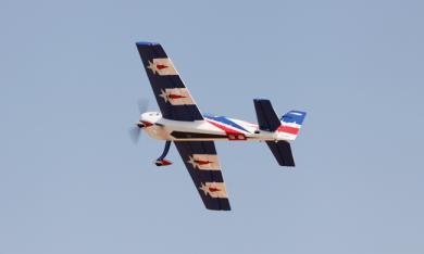 Пилотажная модель самолета FMS Extra 300 PNP