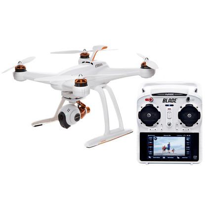 Квадрокоптер Blade Chroma с камерой 1080p CGO2+ и радиоаппаратурой ST10+ RTF