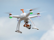 Квадрокоптер Blade Chroma с камерой 1080p CGO2+ и радиоаппаратурой ST10+ RTF-фото 2