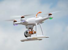 Квадрокоптер Blade Chroma с камерой 1080p CGO2+ и радиоаппаратурой ST10+ RTF-фото 10