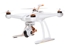 Квадрокоптер Blade Chroma с камерой 1080p CGO2+ и радиоаппаратурой ST10+ RTF-фото 37