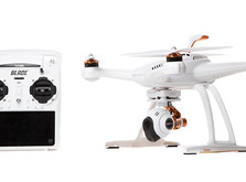 Квадрокоптер Blade Chroma с камерой 1080p CGO2+ и радиоаппаратурой ST10+ RTF-фото 42