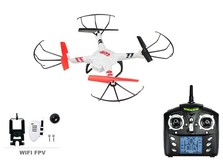 Квадрокоптер WLToys V686K Explore с WiFi видеокамерой-фото 3