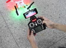 Квадрокоптер WLToys V686K Explore с WiFi видеокамерой-фото 5