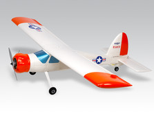 Самолет на радиоуправлении Thunder Tiger BEAVER  40  KIT-фото 1