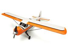 Самолёт XK A600 DHC-2 570мм RTF c системой стабилизации 6G-фото 1