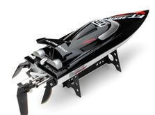Катер на радиоуправлении Fei Lun FT012 High Speed Boat с бесколлекторным электродвигателем.-фото 1
