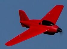 Радиоуправляемая модель самолета Kraftei ME 163 700мм ARF-фото 4
