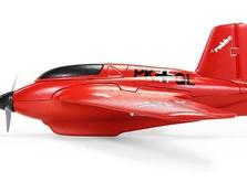 Радиоуправляемая модель самолета Kraftei ME 163 700мм ARF-фото 2