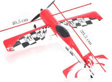 Модель самолёта для пилотажа WL Toys F929 SU-26-фото 1