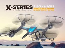 Квадрокоптер с видеокамерой  MJX X500 FPV 2.4ГГц 4CH-фото 4