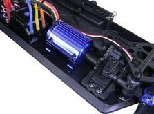 Автомобиль ACME Racing Dominator Brushless 4WD 1:8 2.4GHz EP (Orange RTR Version)-фото 3
