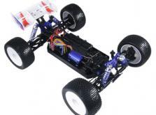 Автомобиль ACME Racing Dominator Brushless 4WD 1:8 2.4GHz EP (Orange RTR Version)-фото 1