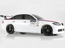 Шоссейная 1:10 Team Magic E4JR II BMW 320-фото 1