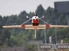 Модель cамолета Sonic Modell Cessna 182 500 Class V2 1400 мм PNP-фото 2