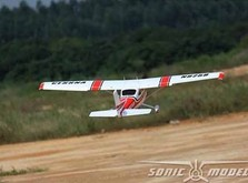 Модель cамолета Sonic Modell Cessna 182 500 Class V2 1400 мм PNP-фото 3