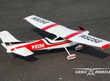 Модель cамолета Sonic Modell Cessna 182 500 Class V2 1400 мм PNP-фото 7