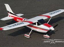Радиоуправляемая модель-копия Cessna182 V1 PNP 1410 ммV1-фото 5