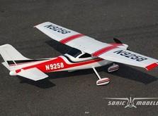 Радиоуправляемая модель-копия Cessna182 V1 PNP 1410 ммV1-фото 6