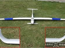 Планер Sonic Modell LS-8-18 PNP-фото 7