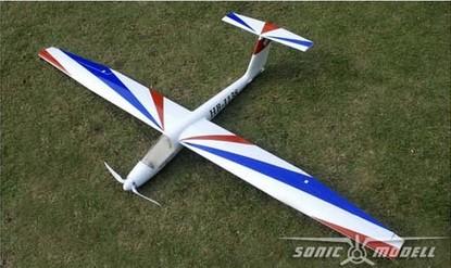 Пилотажный планер Sonic Modell Pilatus B4