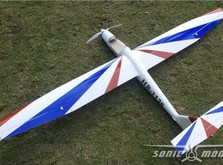 Пилотажный планер Sonic Modell Pilatus B4-фото 1