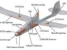 Планер для полетов по камере  Hubsan Spy Hawk FPV RTF с GPS и автопилотом-фото 5