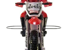 Радиоуправляемый мотоцикл Himoto Burstout MX400-фото 2