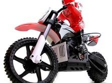 Радиоуправляемый мотоцикл Himoto Burstout MX400-фото 3