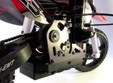 Радиоуправляемый мотоцикл Himoto Burstout MX400-фото 6