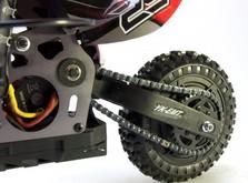 Радиоуправляемый мотоцикл Himoto Burstout MX400-фото 7
