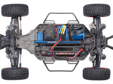 Трагги Traxxas Slash 4x4 Ultimate Brushless 1:10 RTR-фото 6